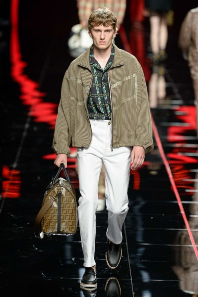 Lemmie for Fendi ss19