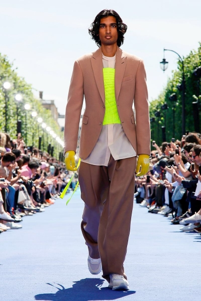 Daanisj for Louis Vuitton SS19