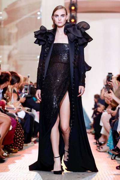 Estella For Elie Saab Couture Fall 2018