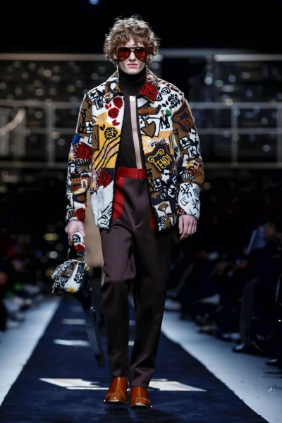 lemmie for fendi f/w19 milan