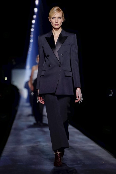 Annely for Givenchy FW19 Paris