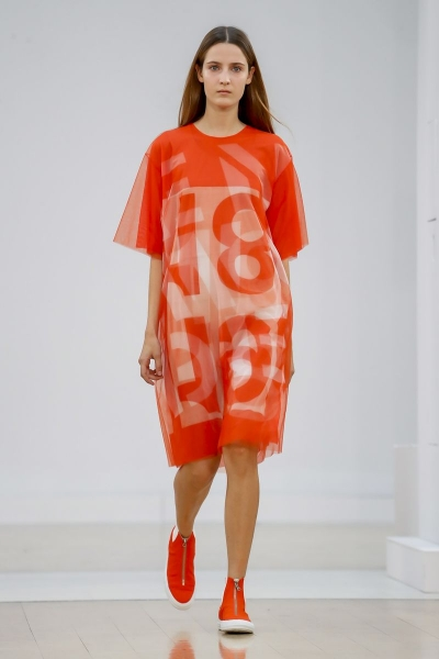 Yana Van Ginneken For Jasper Conran S/S19 London