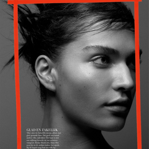 VAlentine by Tim VErhallen for Harpers Bazaar Beauty