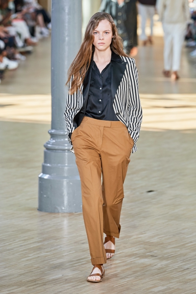 Eline B for Officine Generale SS20 Paris