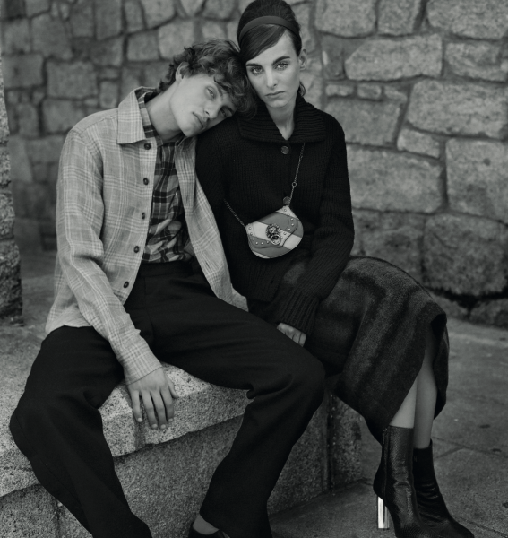 Estella and Lemmie's Love Story for for Esquire SPain